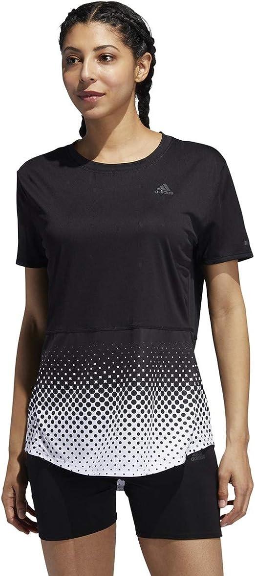Todo el mundo Máquina de recepción Ejercer  adidas Own The Run Tee - Women's Running at Amazon Women's ...