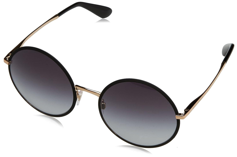 0354b26a9fcc Dolce   Gabbana Women s Metal Woman Round Sunglasses