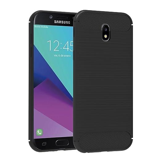 4 opinioni per Cover Samsung Galaxy J3 2017, iVoler® Samsung Galaxy J3 2017 Morbido Soft TPU