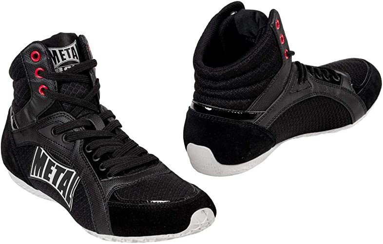 Chaussures De Boxe pour Hommes METAL BOXE Chaussures Multiboxe Viper III