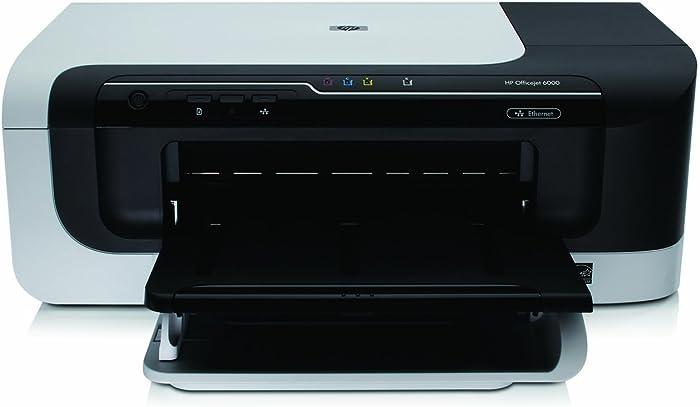 HP Officejet 6000 Color Inkjet Printer (CB051A#B1H)