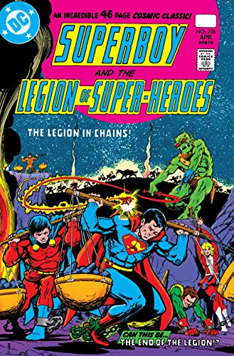 Superboy and the Legion of Super-Heroes (1949-1979) #238 (Superboy (1949-1979))