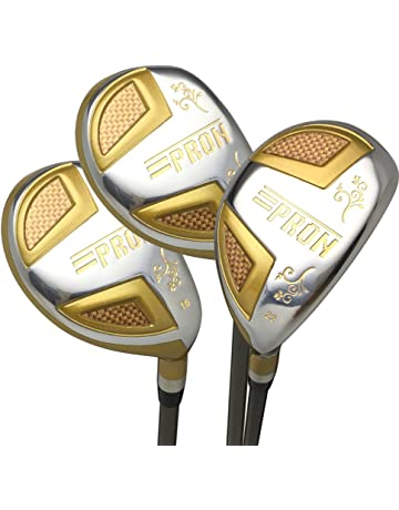 d169e6157600 Japan Epron TRG Hybrids Golf Club Wood Set + Leather Cover(16,19,