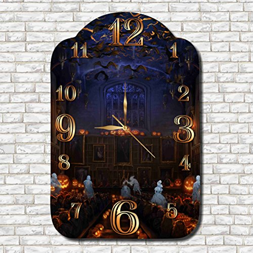 Harry Potter - Halloween Harry Potter Wall clock - Halloween wall art decor