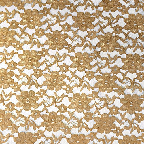 next gold lace dress - 1