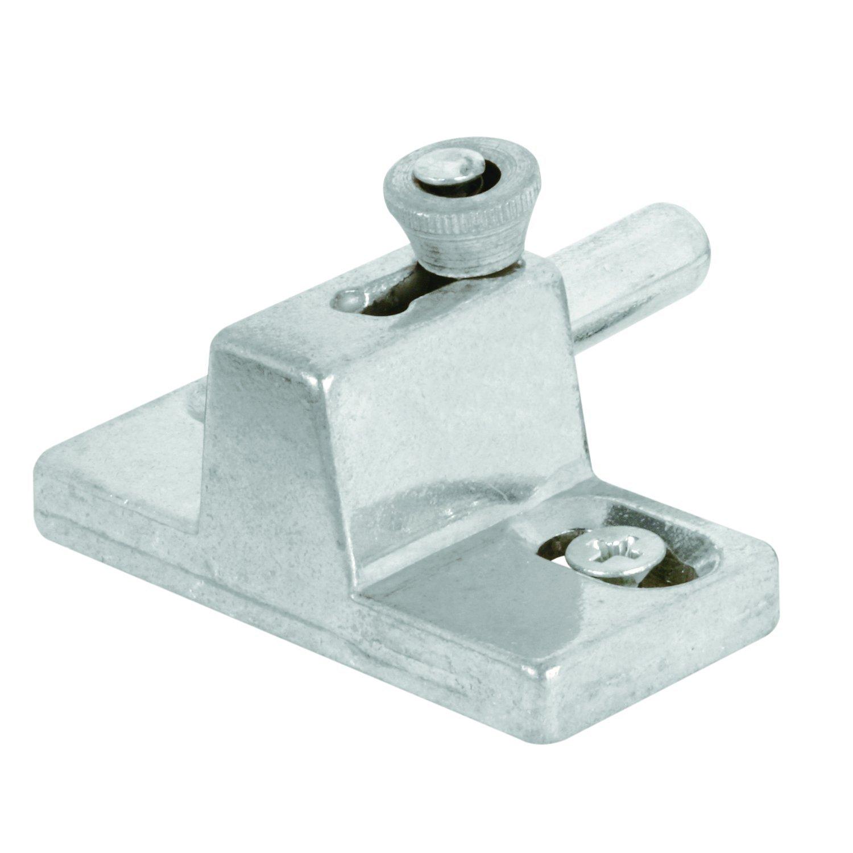 Slide-Co 1599-ML Security Lock, Aluminum Finish