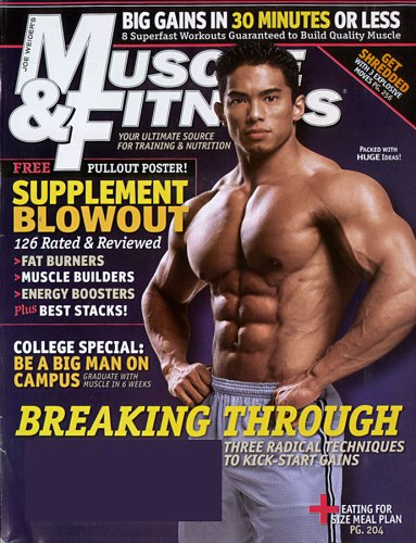 e2b7eac9994 Muscle   Fitness  Print + Kindle   Amazon.com  Magazines