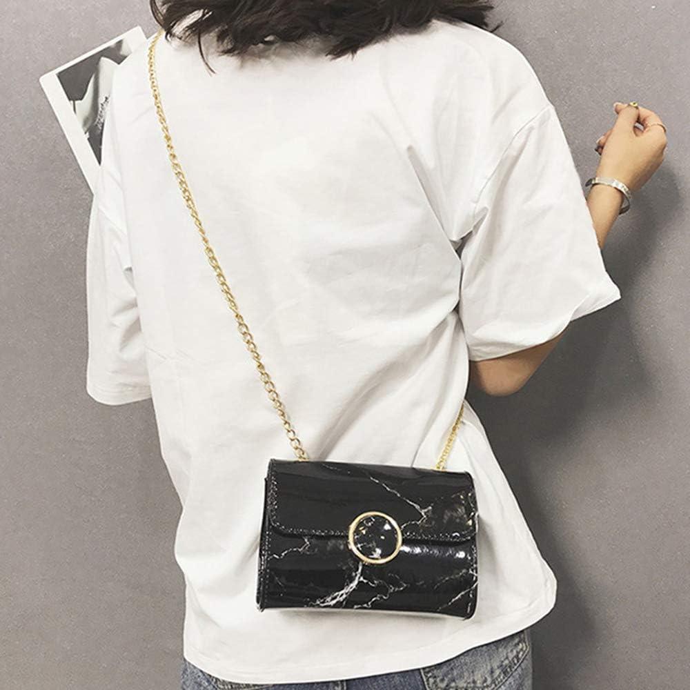 Small Bag Female Chain Stone Pattern Mini Handbag Messenger Small Square Bag