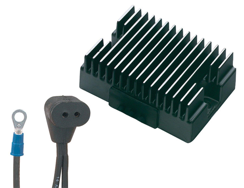ACCEL 201101B Black Hybrid Design Voltage Regulator by ACCEL