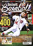 #7: Beckett Baseball Monthly Price Guide Card Value Magazine July 2017 Bryce Harper Mr. .400