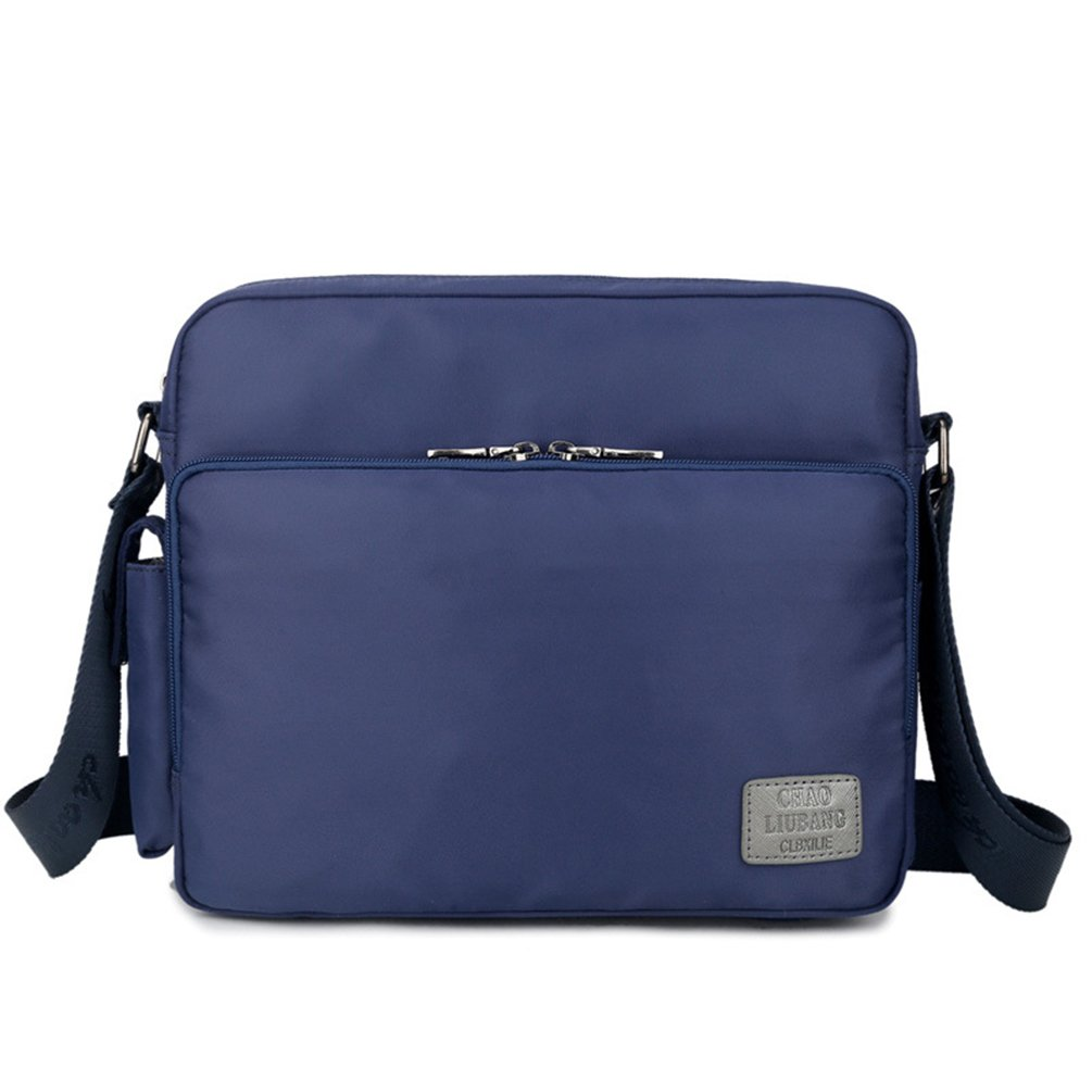 Fabuxry Multifunction Versatile Travel Messenger Bag Handbag Crossbody Shoulder Bag Casual Bag