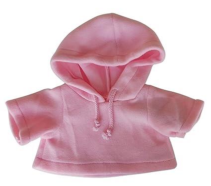 Buy Pink Fleece Hoodie Fits Most 14