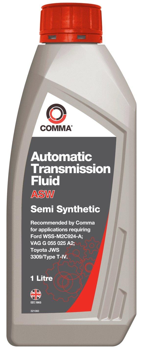 Comma ASW1L ASW 1L Automatic Transmission Fluid Comma Oil & Chemicals Ltd. B003BPLX9I