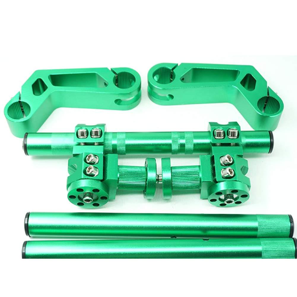 PinShang Separator Handle Motocycle Parts Modification Magic Leading Handle Green by PinShang