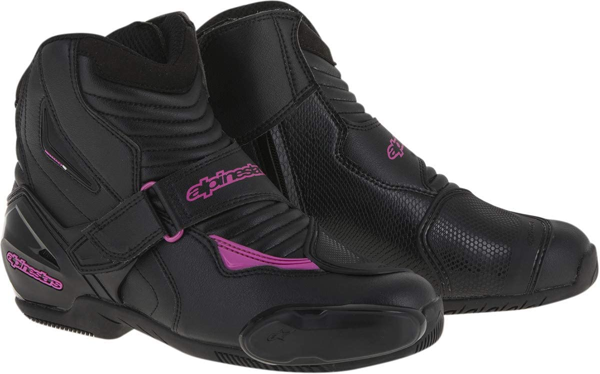 Boots Automotive Alpinestars Stella SMX 1 R Boots BlackGold 41