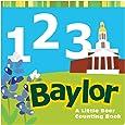 1, 2, 3 Baylor: A Little Bear Counting Book! (Big Bear Books)