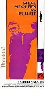Posterazzi Bullitt Steve Mcqueen 1968. Movie Masterprint Poster Print, (24 x 36)