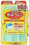 小林製薬の糸ようじ フロス&ピック デンタルフロス 60本 (Y字試供品付き)