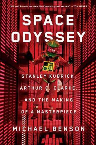 Space Odyssey: Stanley Kubrick, Arthur C. Clarke, and the Making of a Masterpiece cover