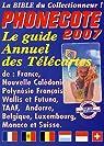 Phonecote : Le guide annuel des télécartes par Infopuce