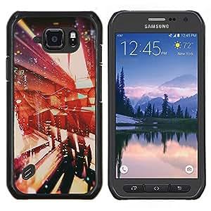 Stuss Case / Funda Carcasa protectora - Arquitectura Vignette - Samsung Galaxy S6 Active G890A