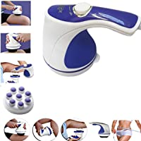 Siddhi Collection Relax & Spin Tone Handheld Body Massager
