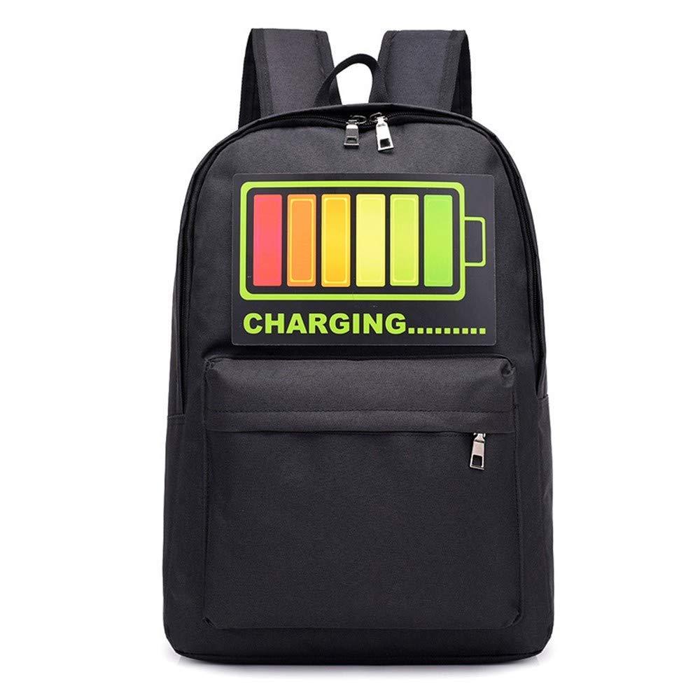 A DYR Backpack Men and Women Shoulder Bag Large pacity Computer Bag Outdoor Travel Bag Casual Chest Bag Handbag