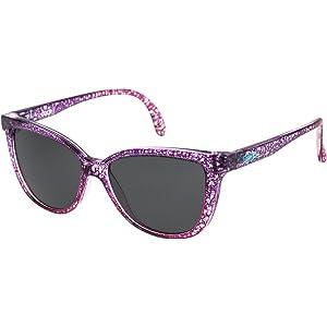 Roxy - Gafas de Sol - Chicas 8-16 - ONE SIZE - Azul: Amazon ...