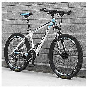 61XNDzL pSL. SS300 26 Pollici 21 velocità, Adulto Bicicletta MTB, Bicicletta Mountain Bike, Bicicletta, Biciclette, Doppio Freno A Disco…