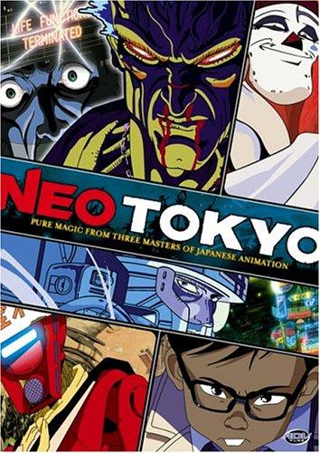 Neo Tokyo by ADV Films