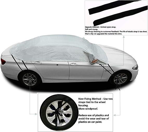 Cubierta del coche se adapta a Toyota Aygo Calidad Premium-Protección Uv