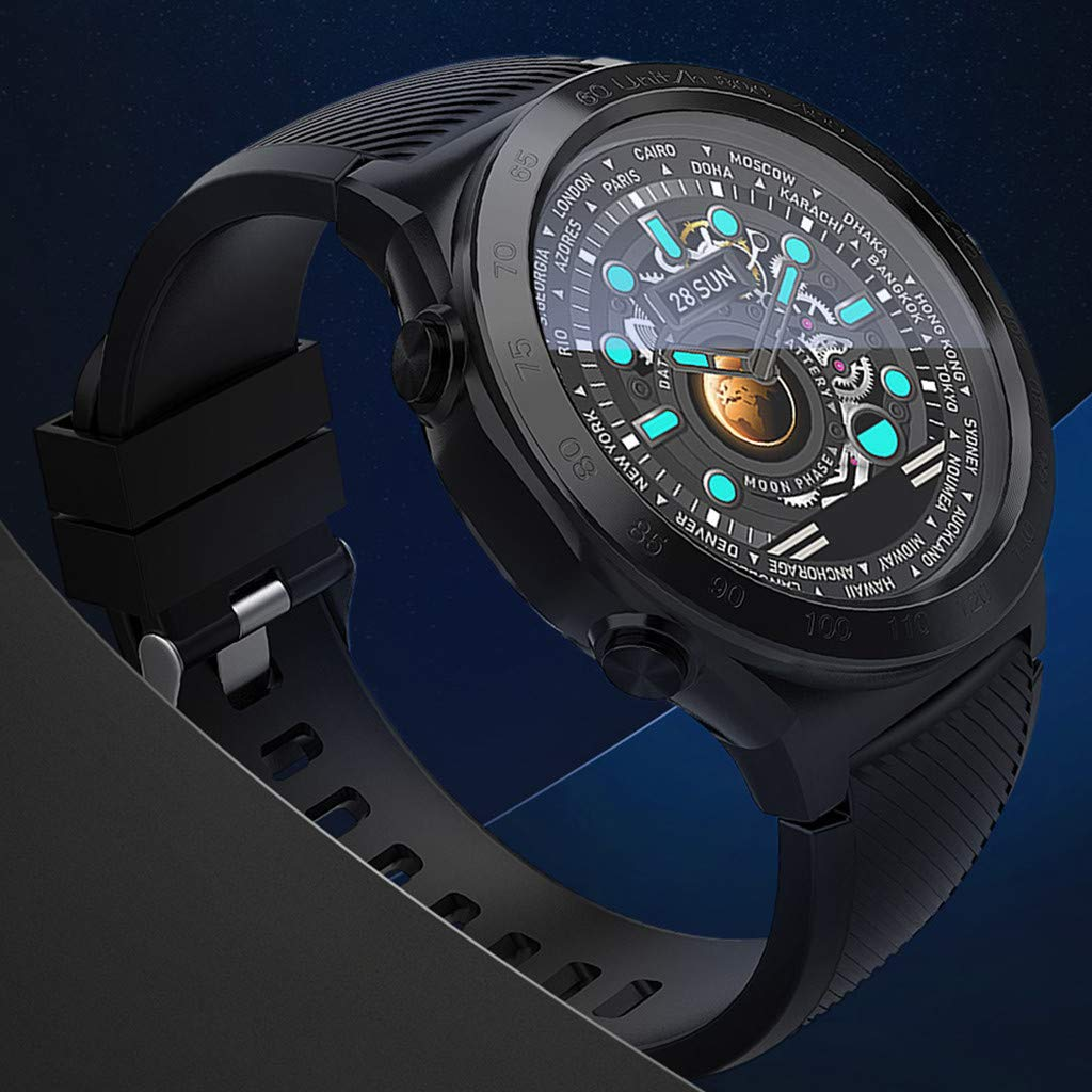 Amazon.com: AGUIguo Smart Watch for Android Phones and iOS ...
