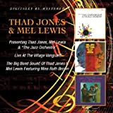 Thad Jones & Mel Lewis -  Presenting/Live At The Village Vanguard/The Big Band Sound