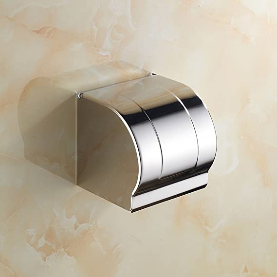 Shelfhx Papel higiénico impermeable Papel higiénico Dispensador de toallas Papel percha Caja de papel higiénico Papel higiénico Papel higiénico (tamaño : 2 ...