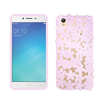 check out 81909 3126c Case Creation Oppo A37 Flowers Case,Cute 3D Elegant: Amazon.in ...