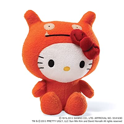"Uglydoll Hello Kitty - Wage 7"": Toys & Games"