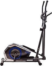 TechFit TE410 Vélo elliptique Adulte Unisexe, Grise, Taille Unique