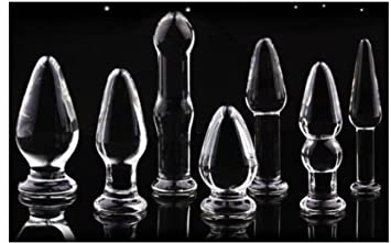 Glass Anal Sex Toys