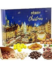 C&T kerstmarkt adventskalender 2021 Knapperige kerstmarktkalender - 24 knapperige specialiteiten. Nieuwe interpretaties van de populaire kerstmarkt snacks voor iedereen