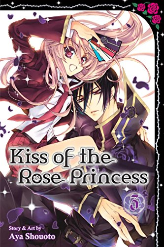 Kiss of the Rose Princess, Vol. 3