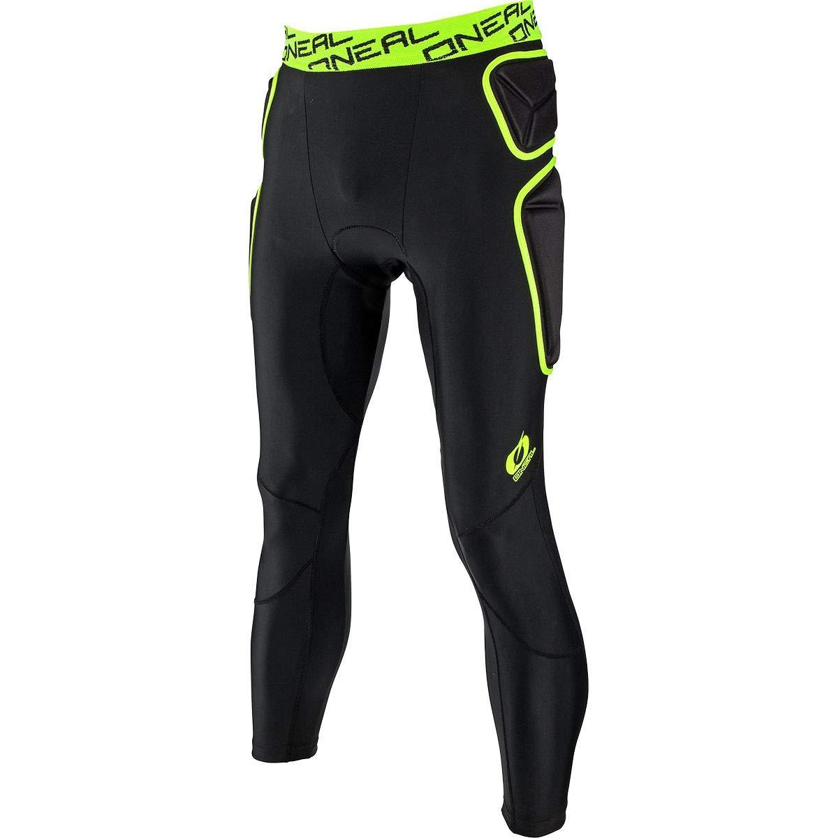 O'Neal Unisex-Adult Trail Pro Pant (Lime/Black, X-Large)