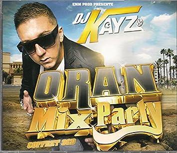 PARTY 6 DJ MP3 ORAN MIX TÉLÉCHARGER KAYZ