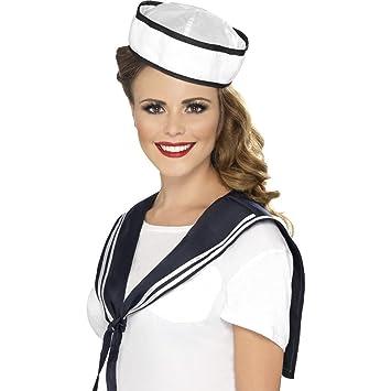 a9d7b0e1c Disfraz de marinero para mujer disfraz accesorios complementos vestuario   Amazon.es  Juguetes y juegos