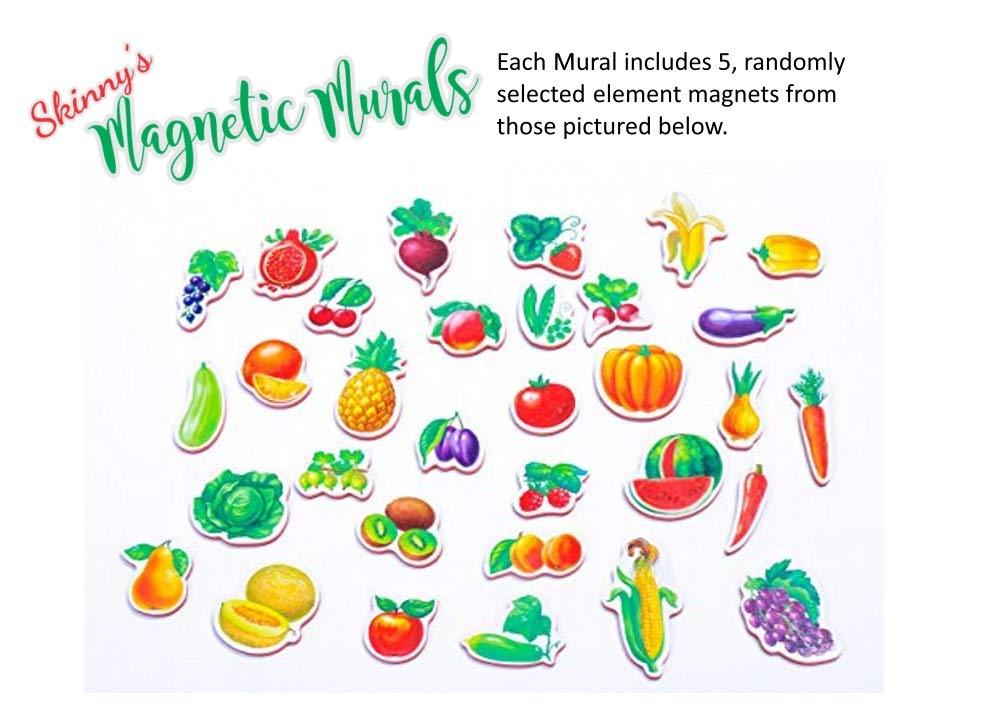 Garden Skinnys Magnetic Murals