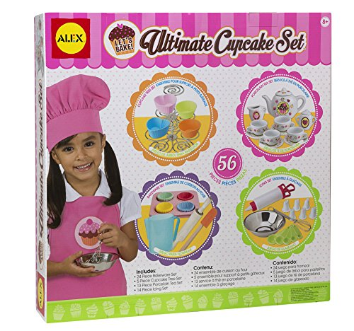 ALEX Toys Let's Bake Ultimate Cupcake Set by ALEX Toys (Image #1)