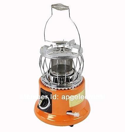 Metrek 1Pc 27 * 27 * 33.50cm Multi Function Outdoor Heater Cooker LGP Gas Stove