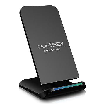10 W Schnelle Qi Drahtlose Ladegerät Handy Pad Für Samsung S9 S8 Note8 S7 Wireless Charging Pad Für Iphone Xs Xr X 8 Puls Ladegerät Schnelle Farbe Kabellose Ladegeräte