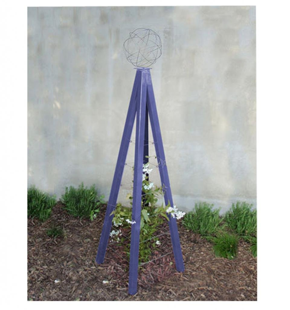 Terra Trellis - Akoris Garden Tuteur Jr. (Berry / Blue) by Terra Trellis