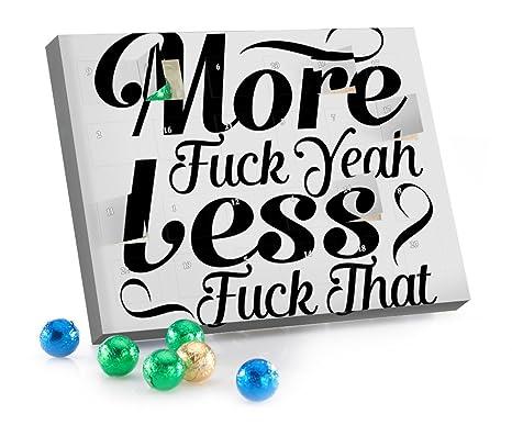 Calendario Adviento 2020.Calendario De Adviento Con Bombones De Ferrero More Fuck Yeah Less