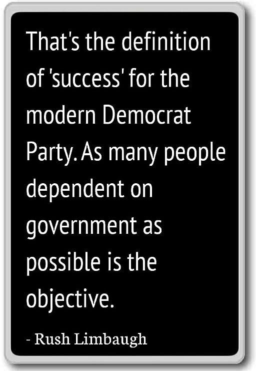 Que de la definición de éxito para el Mo... - Rush Limbaugh ...